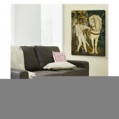 Diego Rivera - Agrarian Leader Zapata 50x70 cm-3