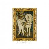 Diego Rivera - Agrarian Leader Zapata 50x70 cm-4
