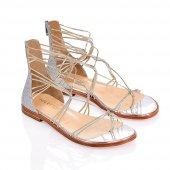 Poletto Düz Taban Kadın Sandalet