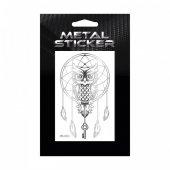 Baykuş Metal Sticker-2