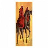Arabic 2 30x90 Cm Kanvas Tablo