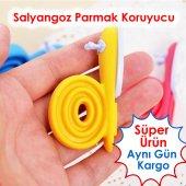 Agubugu Baby Parmak Sıkışması Engelleyici Sarı...
