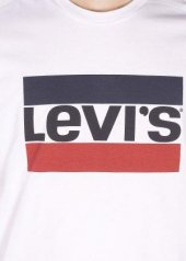 LEVIS ERKEK OLİMPİYAT TİŞÖRT 39636-0000+02+03 LOGO GRAPHIC 1984-2
