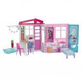 Barbie Portatif Ev FXG54-2