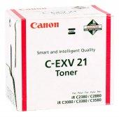Canon EXV-21 Orjinal Kırmızı Toner IR-C2380-3380-2550-2580-2880-3