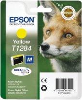 Epson T128440 Orjinal Sarı (S22-SX125-SX130-SX425-BX305
