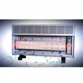 Vigo 1000 Watt Pembe Dijital Elektrikli Konvektör Isıtıcı EPK4570-5