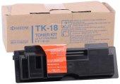 Kyocera Mita TK-18 Orjinal Toner  FS1020-1018-1118