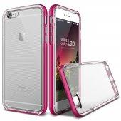 Verus iPhone 6 Plus/6S Plus Crystal Bumper Kılıf Hot Pink