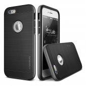 Verus iPhone 6 Plus/6S Plus High Pro Shield Kılıf Steel Silver