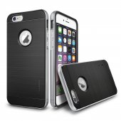 Verus iPhone 6 Plus/6S Plus New Iron Shield Kılıf Silver