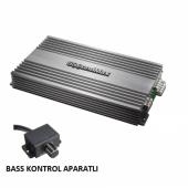 Soundmax Sx 4100.4 5000w 4x100w Rms Profesyonel...