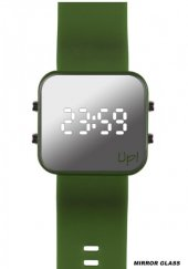 UPWATCH LED/GREEN Unisex KOL SAATİ-2