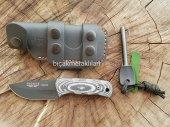 Joker Cm80 N Mapache Küçük Boy Mikarta Saplı Taktik Bıçak
