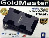 GOLDMASTER FLASH MİCRO FULL HD UYDU ALICI-2