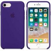 Apple İphone 7 8 Orjinal Silikon Arka Kapak Ultra Violet Mqgr2zm
