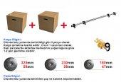 85 kg HDambıl Seti Ağırlık Seti Ağırlık Plakaları Fitness S-5