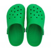 Crocs Classic Clog K Çocuk Terlik Yeşil