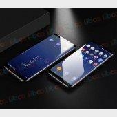 Samsung Galaxy S9+ Plus Ekranı Tam Kapatan Kırılmaz Cam-5