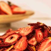 kurutulmuş çilek- Atıştırmalık / Kuru Meyve