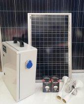 200 Watt Taşınabilir Güneş Enerjisi Sistemi