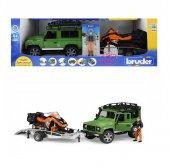 Bruder Land Rover Arazi Aracı & Kar Aracı...