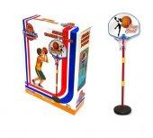 Oyuncak Ayaklı Basket Potası 3 Boy Seçeneği