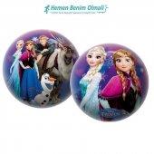 Orjinal Frozen Plastik Top 23 Cm