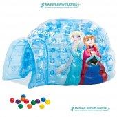 Intex 48670 Frozen Elsa Oyun Şişme Oyun Evi