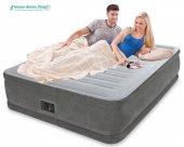 İntex 64414 Elektrikli Confort Plus Yüksek Yatak-2