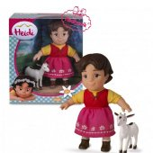 Heidi Ve Sevimli Keçi İkisi Bir Arada Yeni