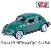 Motormax 1 24 1966 Volkswagen Type 1 Classic...