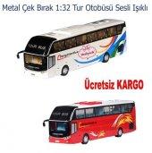 Oyuncak Metal Büyük Boy Çek Bırak 1 32 Tur...