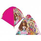 Barbie Perili Çocuk Oyun Çadırı