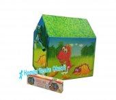 çiftlik Evi Çocuk Çadırı Oyun Çadırı Dinozor...