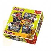 Scooby Doo 4 Lu Puzzle (35,48,54,70)