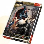 Batman Ve Süperman 260 Parça Puzzle