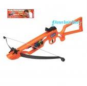 Fun Crossbow Toy Ok Yay Dartllı Tüfek Set