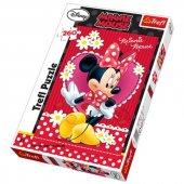 Minnie 260 Parça Puzzle
