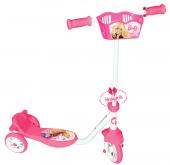 Barbie 3 Teker Frenli Çocuk Scooter