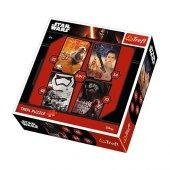 Star Wars 4 Lü Puzzle (35,48,54,70)