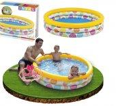 ıntex Havuz Renkli Desenli Şişme Havuz,oyun Havuzu ,çocuk Havuzu