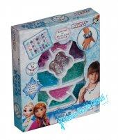 Disney Frozen Kutulu Takı Tasarım Boncuk Seti
