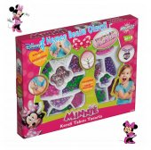 Disney Minnie Mouse Kutulu Boncuk Takı Tasarım...