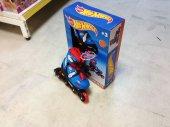 Hot Wheels Ayarlanabilir Çocuk Pateni 30 -33 Alıştırma Tekerli-2