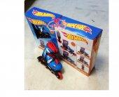 Hot Wheels Ayarlanabilir Çocuk Pateni 30 -33 Alıştırma Tekerli-3