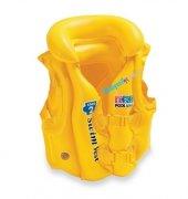Intex Deniz Can Yeleği Sarı Renk