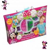 Disney Minnie Mouse Çantalı Boncuk Takı Tasarım...