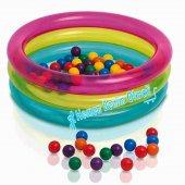 Intex 48674 Çocuk Havuzu Oyun Havuzu Seti Şişme...