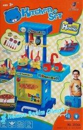 My Little Home Oyuncak Mavi Mutfak Seti